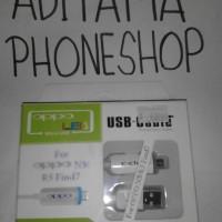 KABEL DATA LED INDICATOR LENOVO-ASUS-OPPO (MICRO USB)