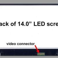 LCD LED 14.0 Slim Laptop Asus X401U X401A X401