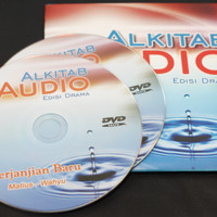 Alkitab Audio Edisi Drama versi DVD LAI