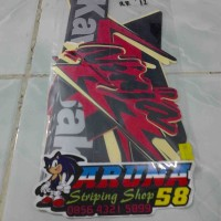 harga Striping/Sticker Motor Ninja RR 2012 Tokopedia.com