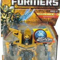 Transformers Bumblebee Battle blade ROTF deluxe class