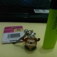 Gantungan hp One Piece Bepo & Chopper Cosplay Law