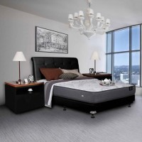 Kasur Spring Bed Airland New Eco Ukuran 180 x 200 [Full Set]