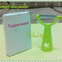 tupperware vegetable peeler lime