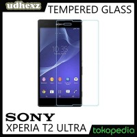 Sony Xperia T2 Ultra Anti Gores Tempered Glass