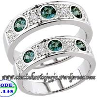 cincin kawin palladium, cincin pernikahan, cincin perkawinan no 138