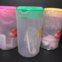 Teko Listrik Plastik Besar 2,1 L / Mug Air