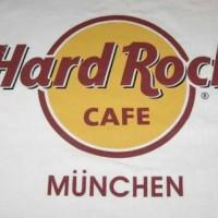 Kaos Hard Rock Cafe Munchen - #Lokasi Bisa Diganti (ar)