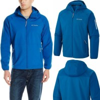Columbia Torque Hoodie Blue (Omni-Shield Water and Stain Repellent)