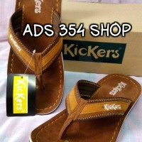 Sendal / Sandal Jepit Kickers Pria