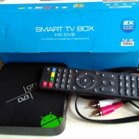 Android Smart TV BOX: DVB-T2 HD Media Player (Android + Digital TV)