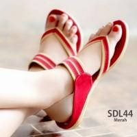 Jual Sandal Wanita Tali Jepit | NS Sepatu Sendal Cewek SDL44 Murah