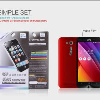 asus zenfone 2 laser 5.0 nillkin antiglare screen guard antigores