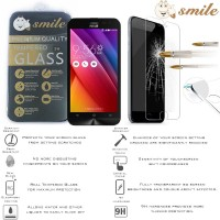 asus zenfone 2 laser 5.0 smile hd tempered glass antigores screenguard