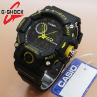 Casio GShock GW9400 Black Yellow Button 3 Jarum JM3422