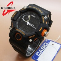 Casio GShock GW9400 Black Orange Button 3 Jarum JM3423
