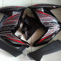 harga Half Fairing New Vixion Tipe Ninja Z250fi Hitam Nvl Dan Nva Tokopedia.com