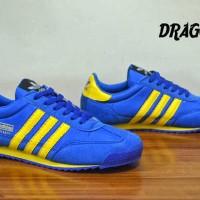 harga Adidas Dragon Blue Yellow (40 - 44) Tokopedia.com
