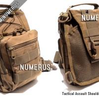 Jual Tactical Assault Shoulder Bag Murah