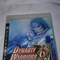 bd ps3 kaset dinasty wariors 6