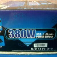 harga power supply simbadda 380watt garansi 1 thn resmi Tokopedia.com