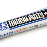 87095 Tamiya Putty (White) Basic Type