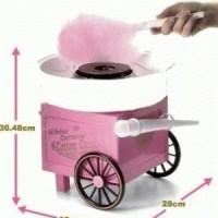 Jual Cotton Candy Maker alat pembuat kembang gula kapas Murah