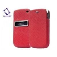 harga Capdase Id Pocket Luxe Blackberry 9860 / 9850 - Merah Tokopedia.com