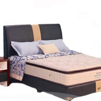 Guhdo Kasur Spring Bed Sapphire Dream Venetian Style - Hanya Kasur - 1