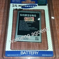 Baterai Samsung Galaxy S4 Mini I9190 (original 100%)