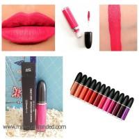 MAC Retro Matte Liquid Lipstick Shade To Matte With Love