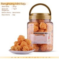 Rengginang Mini Keju