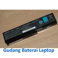 Original Baterai Toshiba Satellite L510, L515, M300, M305 Laptop