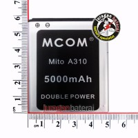 Baterai/Battery MCOM BA-00059 for MITO A310 (Fantasy 2) 3800mAh Double