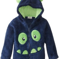harga jacket anak kids jaket fleece bulu monster sz 1-5T Tokopedia.com