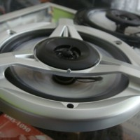SPEAKER COAXIAL 6' KENWOOD 2 way MANTAP 250W JERNIH