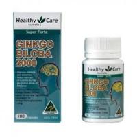 Healthy Care Ginkgo Biloba 2000mg 100 Kapsul Softgel