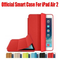 Smartcase Photive iPad Air 2 iPad 6 Premium Leather Autolock Case