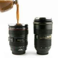 Mug Lensa Canon Dan Nikon ZOOM