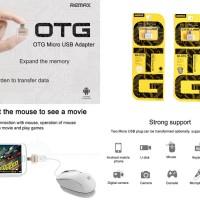 Remax Micro USB OTG RA-OTG