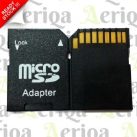 Adaptor Memory Card - MicroSD to MMC / TF / SD Card