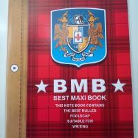 Buku Tulis (BMB Corak Berbeda)