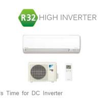 AC 1pk Daikin Hi-Inverter FTKV25NVM4 - R32 termasuk pasang