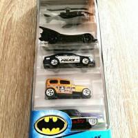 Jual Hotwheels Gift Pack Batman Edition Langka Murah
