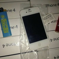 IPHONE 4 GSM 8GB PUTIH DAN HITAM