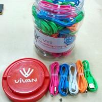 Kabel Data Vivan / Kabel Charger Vivan / Kabel Cas Vivan