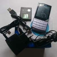 Nokia X3 - 02 Touch and Type Lilac