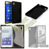 harga Jual Soft Case S-line Wave TPU Sony Xperia Z5 Stylish Murah Tokopedia.com