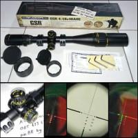 harga GSR 4-16X40 AOE IR ( GOLD  pcp gejluk airsoft Tokopedia.com