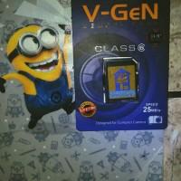 Memory SDHC V-GEN 8GB
